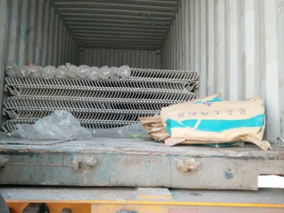 10,000 layer chicken cages delivered to Lusaka, Zambia