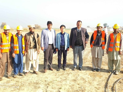 "We and Pakistani chicken house builder ""ask international"" to establish broiler farms for our customers"