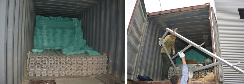 25,000 layer cages delivered to Sri Lanka